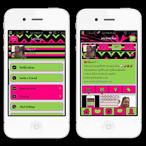Match and chat app kik